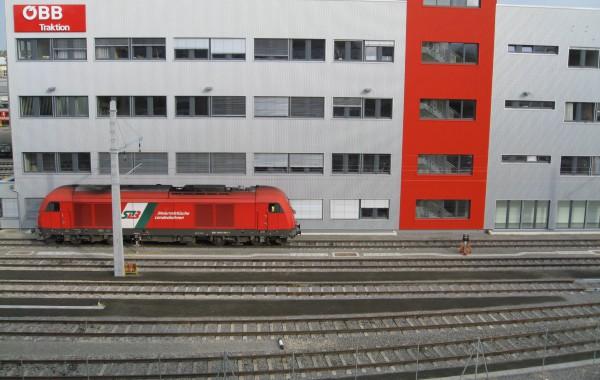 Traktions-Stützpunkt Graz