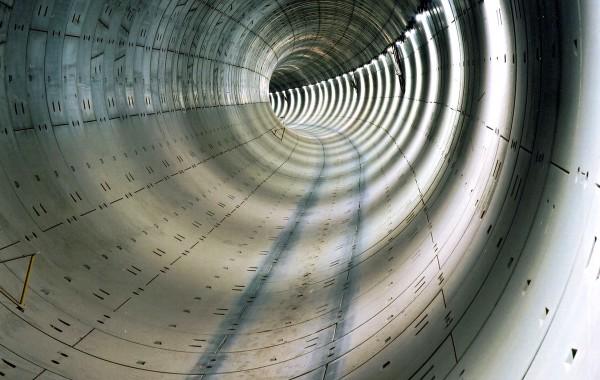 NSV Los 3 – Fernbahntunnel