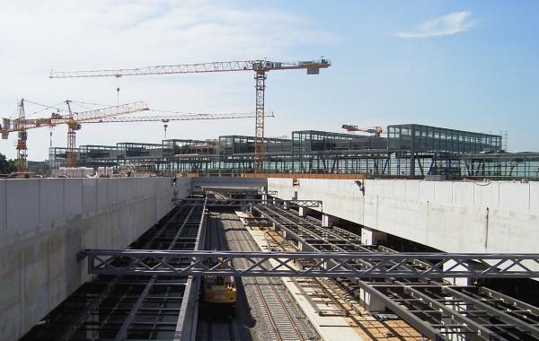 NSV Los 5 – Bahnhof Südkreuz