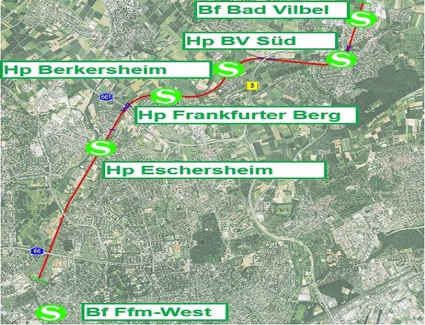 Maßnahme S6 – Frankfurt/Main
